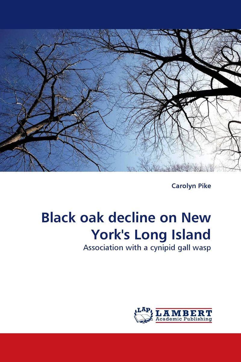 Black oak decline on New York's Long Island abm sharif hossain and fusao mizutani dwarfing peach trees grafted on vigorous rootstocks