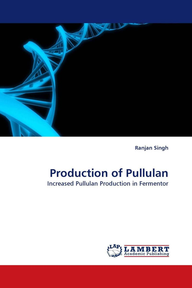 Production of Pullulan fermentation technology