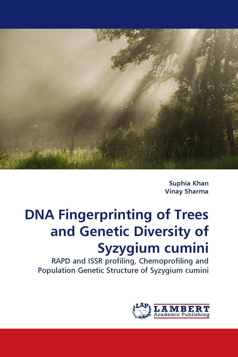 DNA Fingerprinting of Trees and Genetic Diversity of Syzygium cumini diversity of trigonella in india