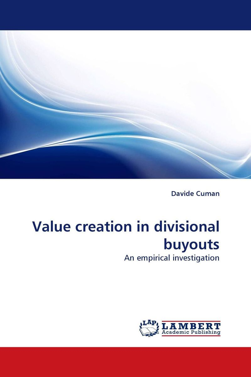 Value creation in divisional buyouts a private view
