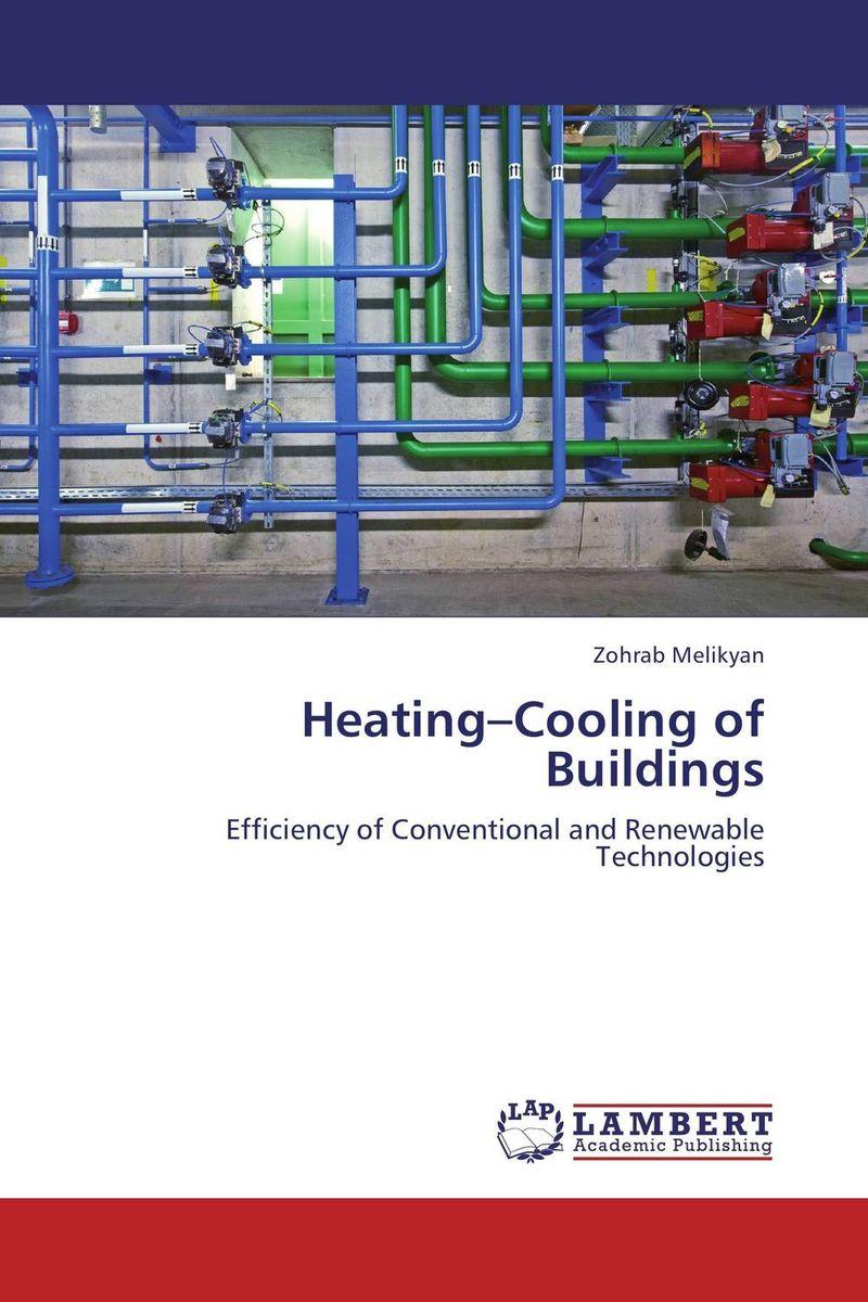 Heating–Cooling of Buildings