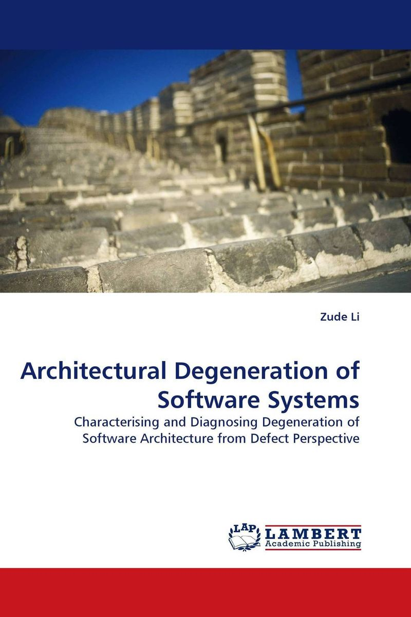 Architectural Degeneration of Software Systems ilaria piano and claudia gargini antiapoptotic strategies in retinal degeneration