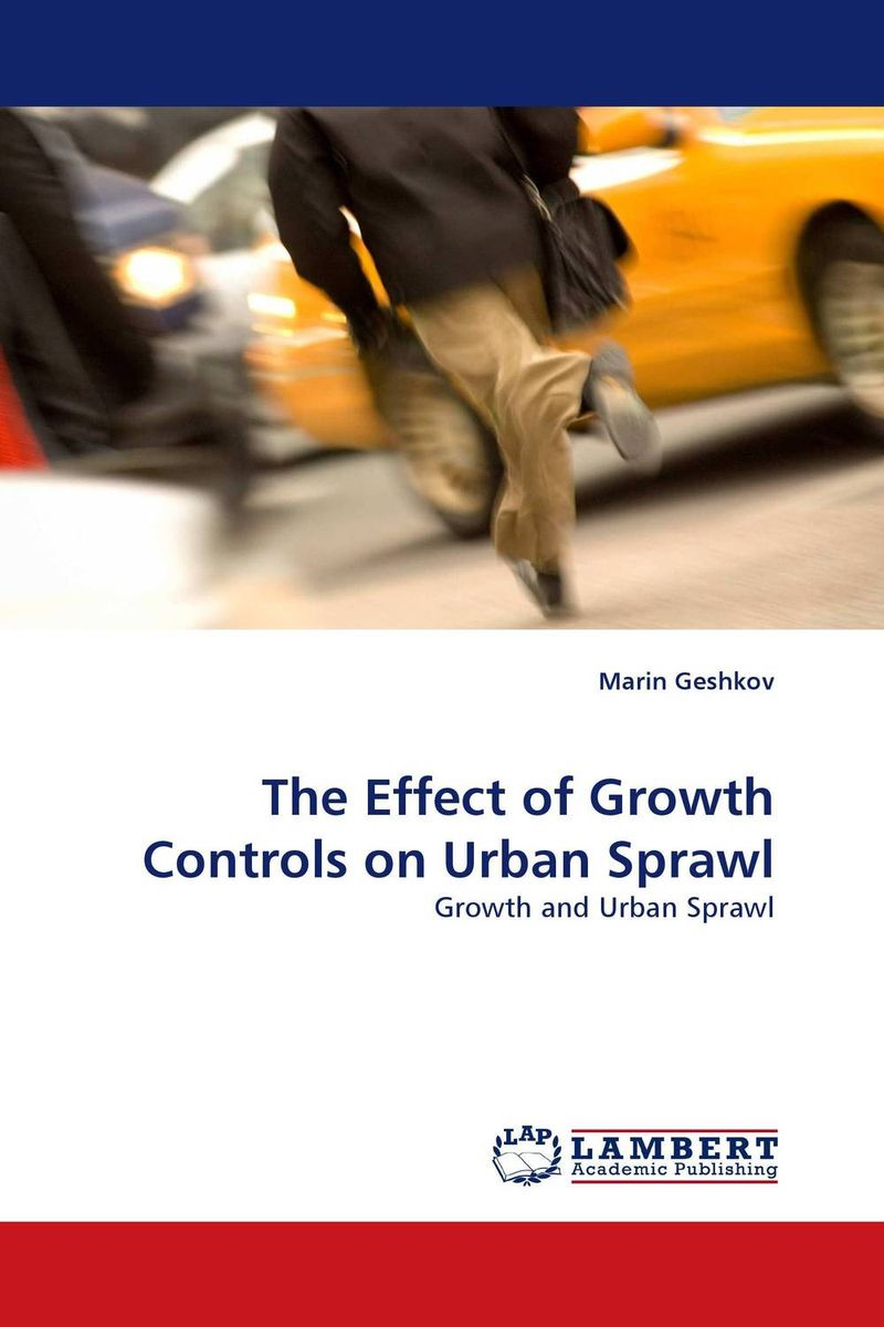 The Effect of Growth Controls on Urban Sprawl on the simple sense of economics