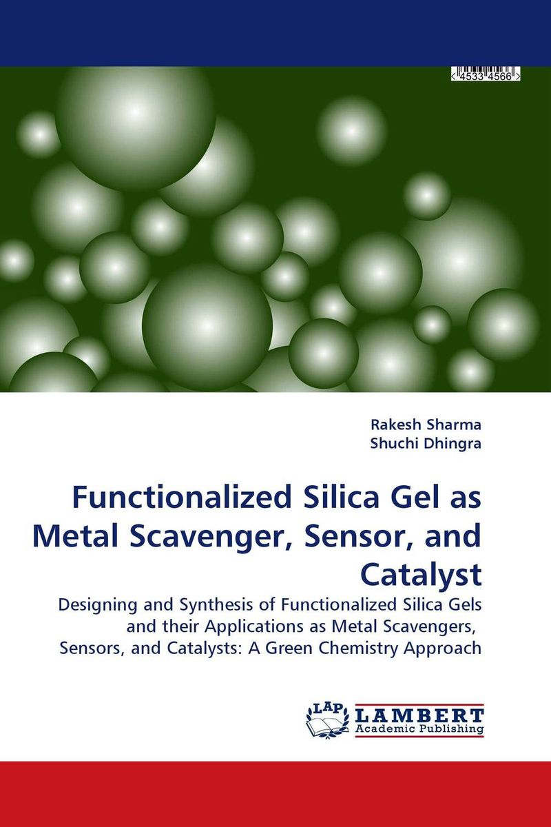 Functionalized Silica Gel as Metal Scavenger, Sensor, and Catalyst dennis hall g boronic acids preparation and applications in organic synthesis medicine and materials