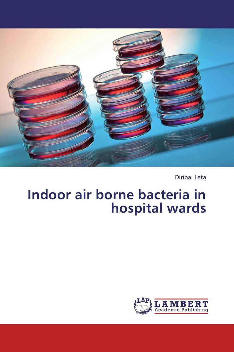 Indoor air borne bacteria in hospital wards ce emc lvd fcc ozone generator for hospital air sterilizer
