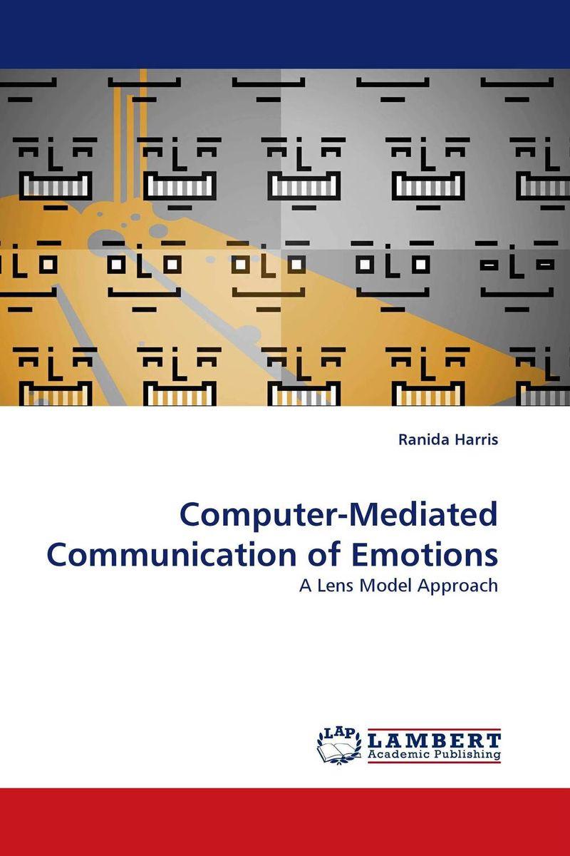 Computer-Mediated Communication of Emotions ножницы изогнутые madeira 9478