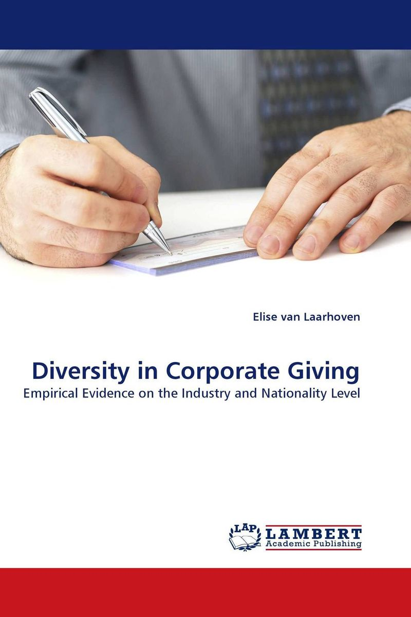 Diversity in Corporate Giving srichander ramaswamy managing credit risk in corporate bond portfolios a practitioner s guide