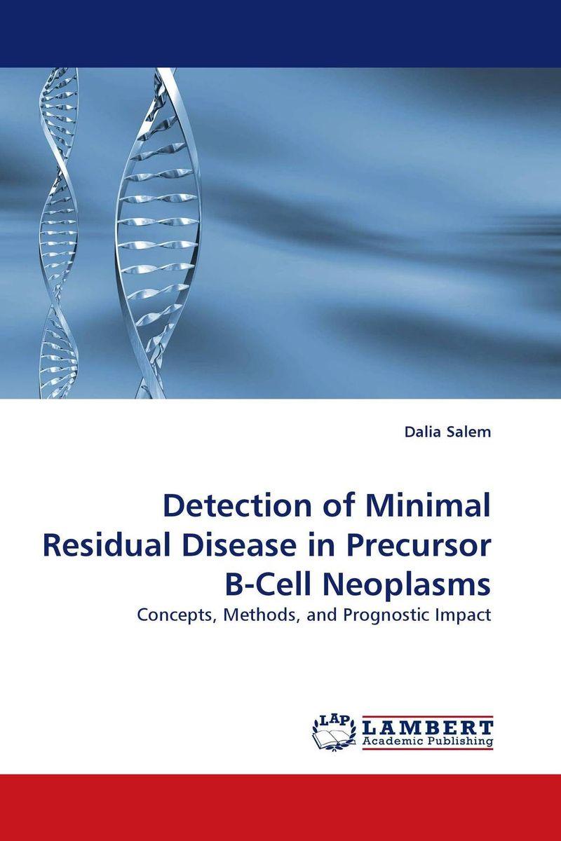 Detection of Minimal Residual Disease in Precursor B-Cell Neoplasms