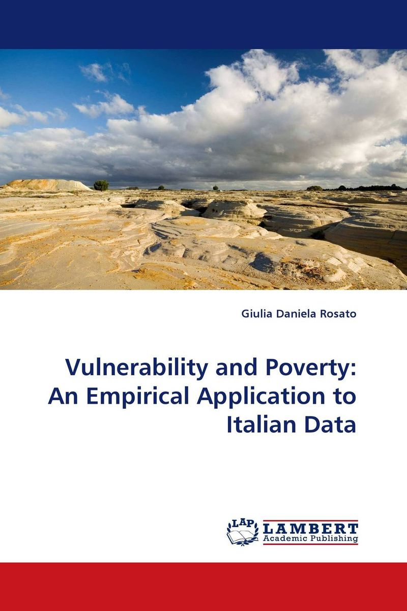 Vulnerability and Poverty: An Empirical Application to Italian Data