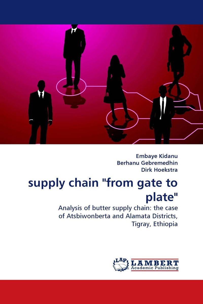 supply chain from gate to plate robert davis a demand driven inventory optimization and replenishment creating a more efficient supply chain