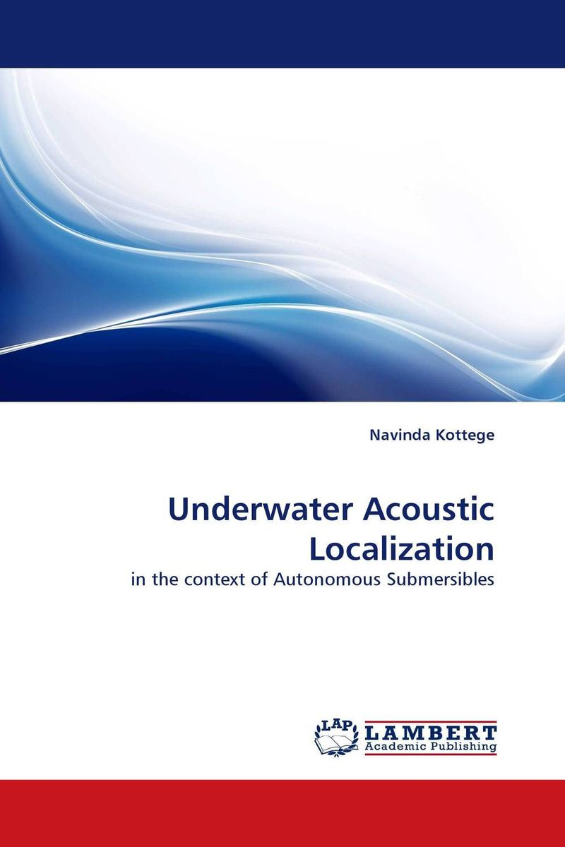 Underwater Acoustic Localization azimuth azimuth the touchstone depart 3 сd