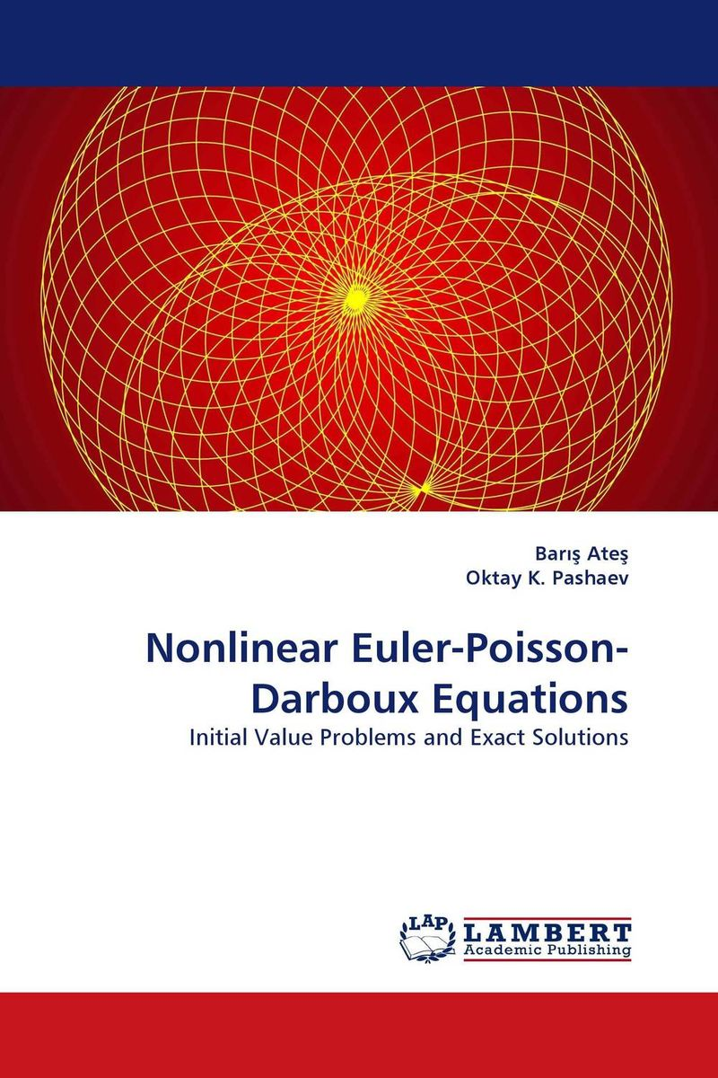 Nonlinear Euler-Poisson-Darboux Equations the salmon who dared to leap higher