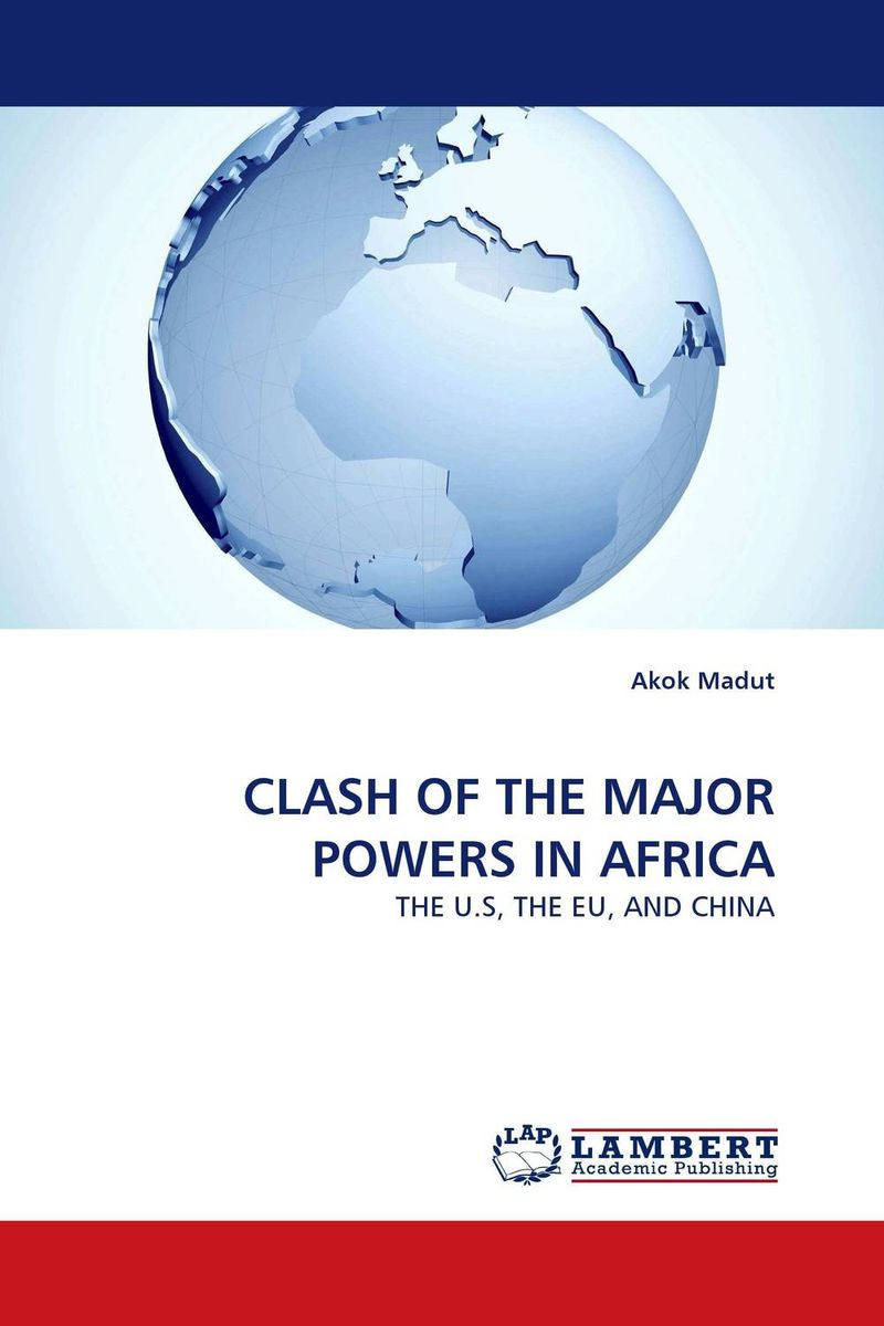 CLASH OF THE MAJOR POWERS IN AFRICA the linguistic face of africa