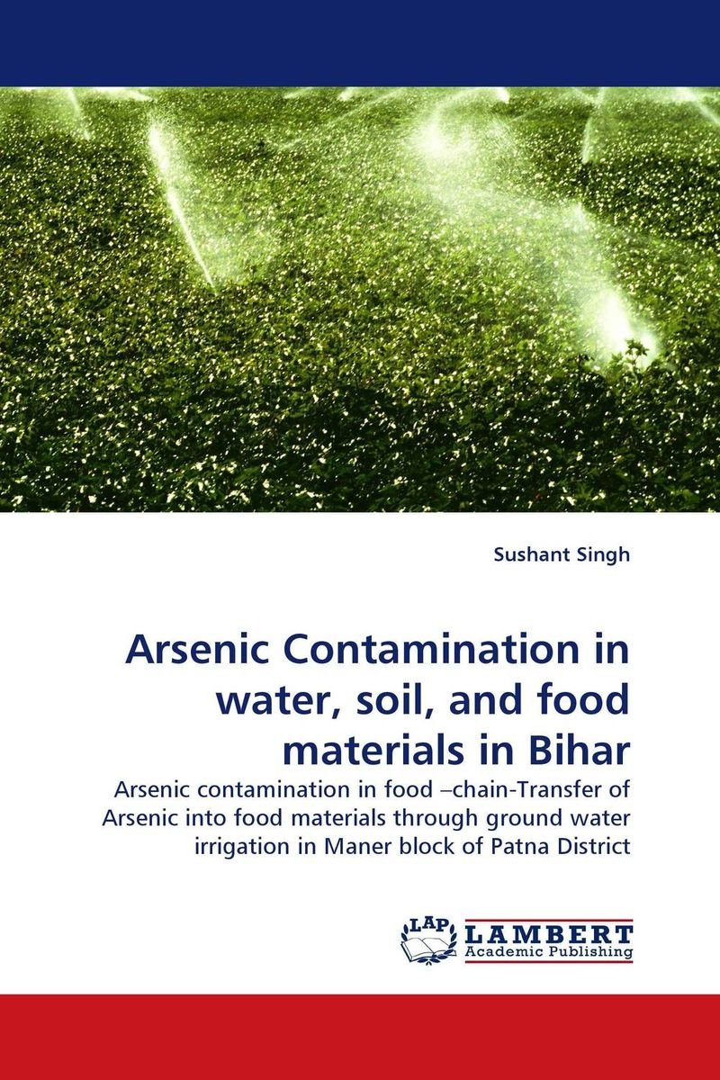 Arsenic Contamination in water, soil, and food materials in Bihar bride of the water god v 3