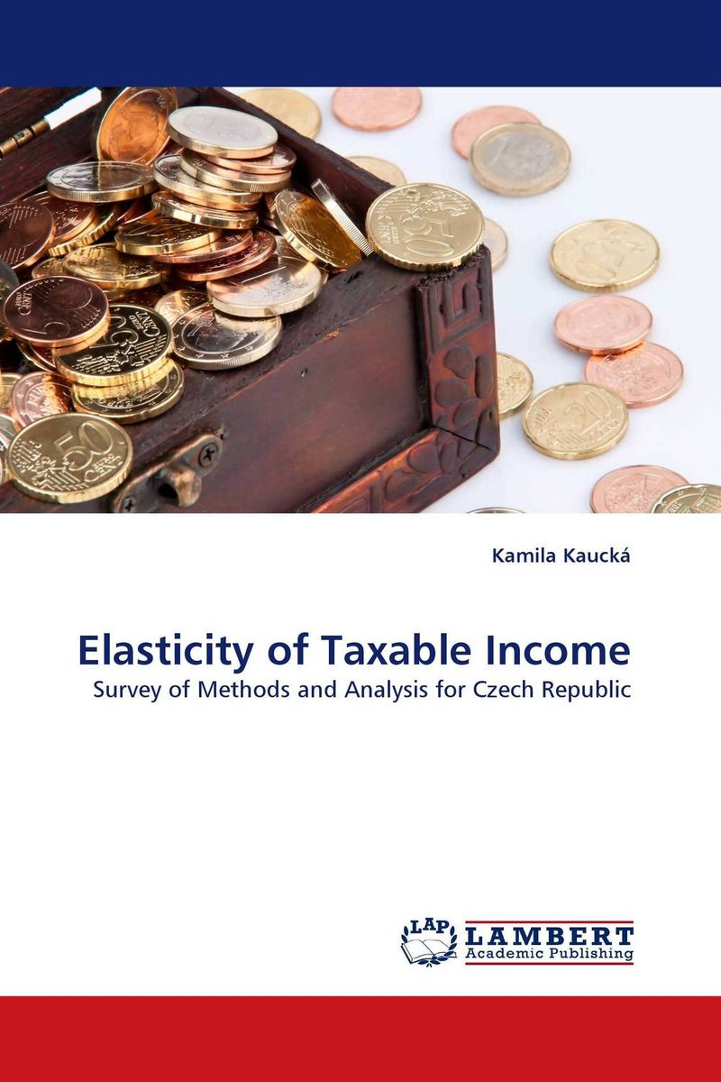 Elasticity of Taxable Income john m peckham iii a master guide to income property brokerage boost your income by selling commercial and income properties