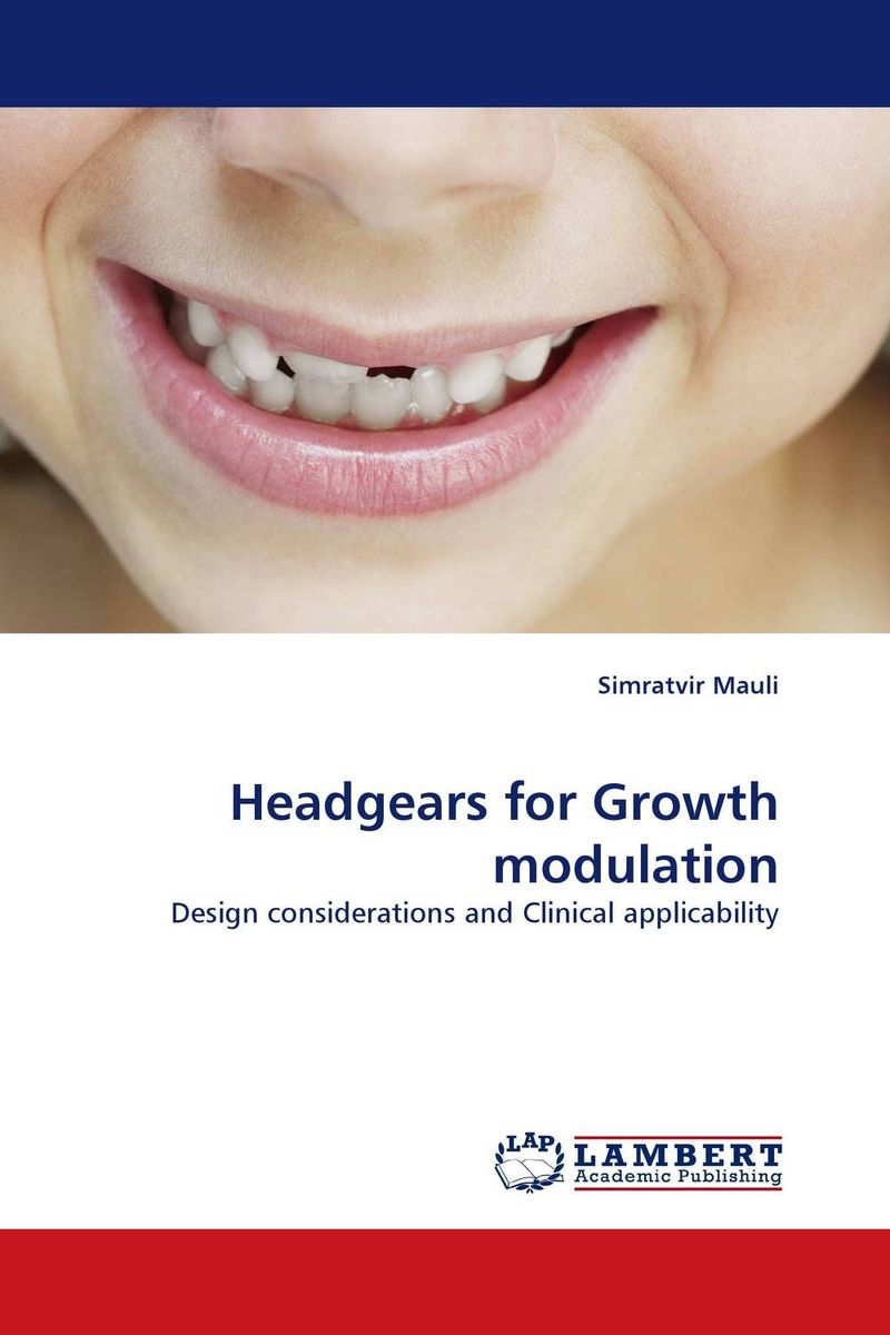 Headgears for Growth modulation neuralgias of the orofacial region