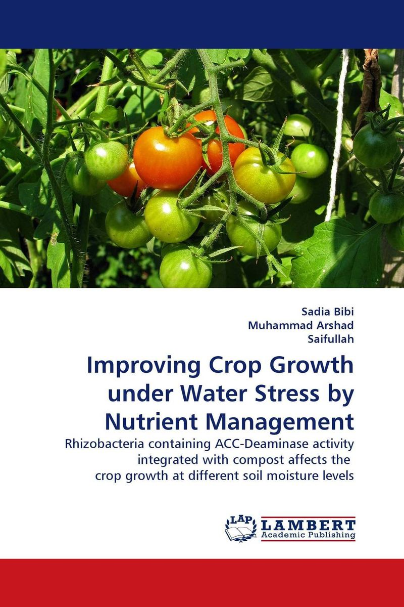 все цены на Improving Crop Growth under Water Stress by Nutrient Management