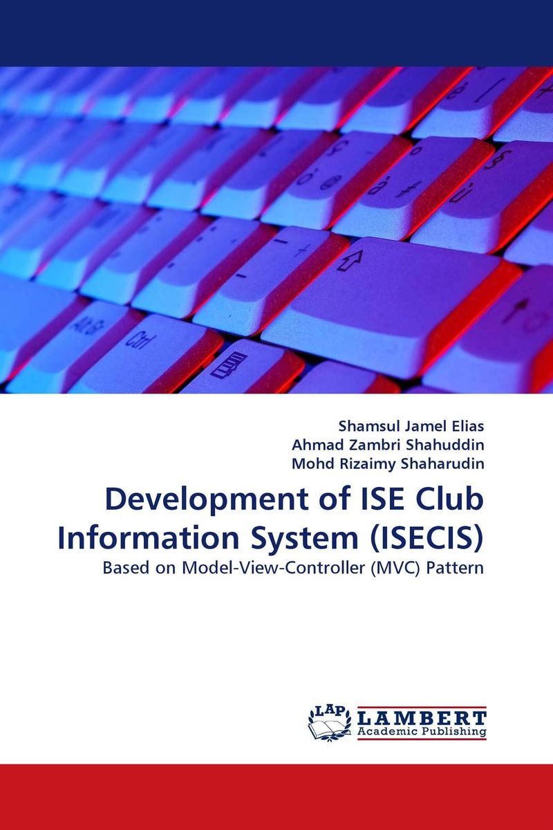 Development of ISE Club Information System (ISECIS) clustering information entities based on statistical methods