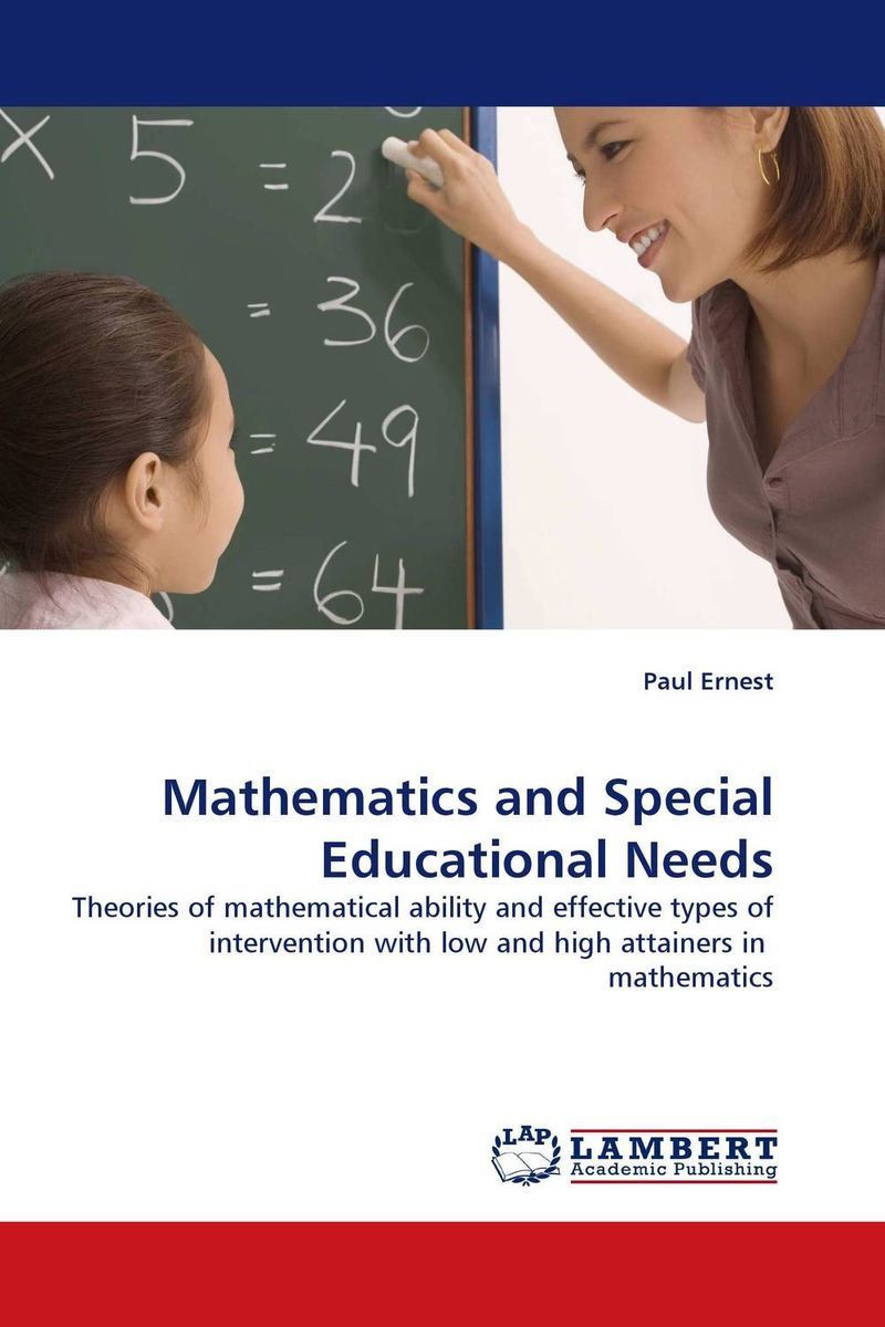 Mathematics and Special Educational Needs hafiz ghulam abbas special persons needs special rights