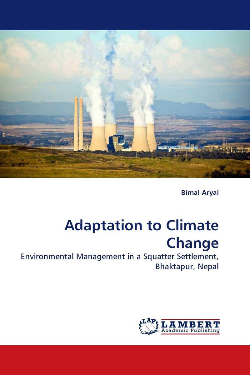 Adaptation to Climate Change все цены