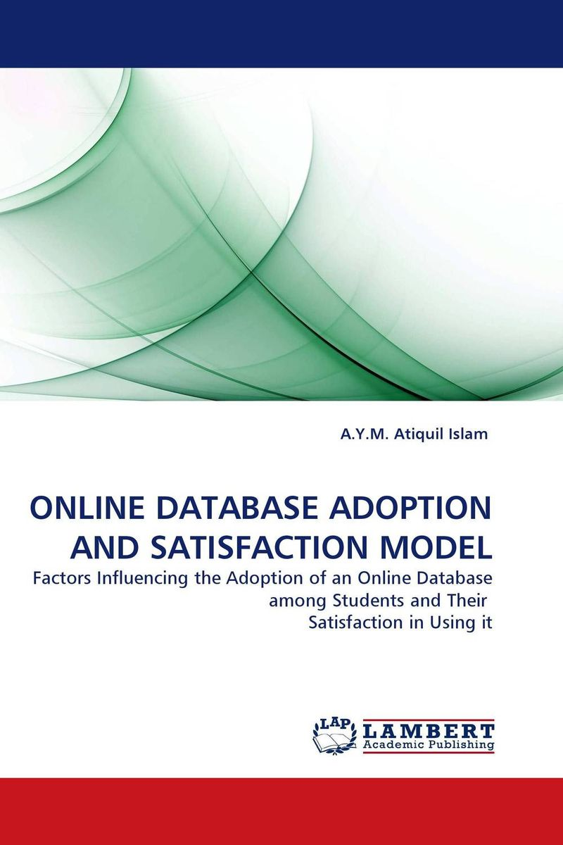 ONLINE DATABASE ADOPTION AND SATISFACTION MODEL the adoption of e procurement