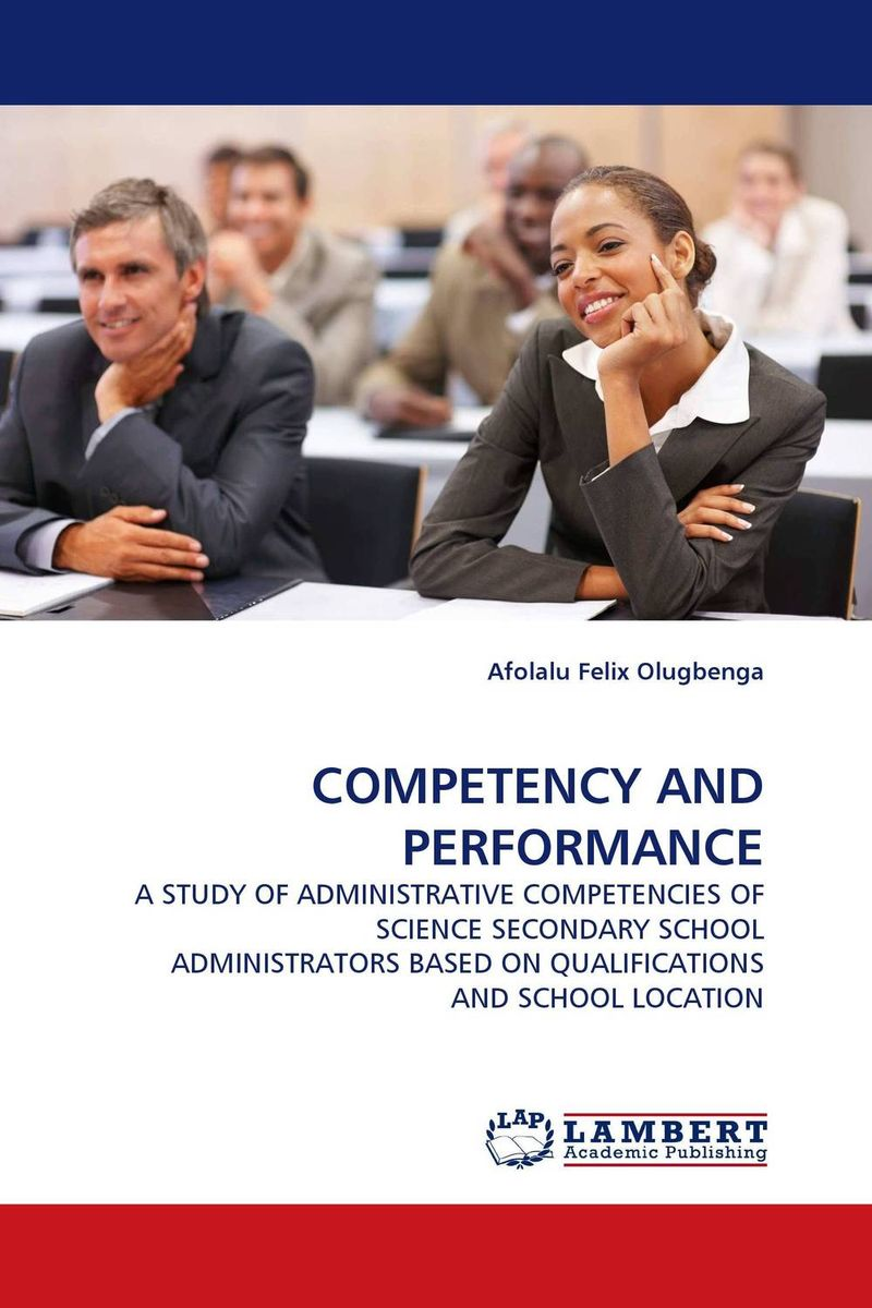 COMPETENCY AND PERFORMANCE secondary school performance in bangladesh