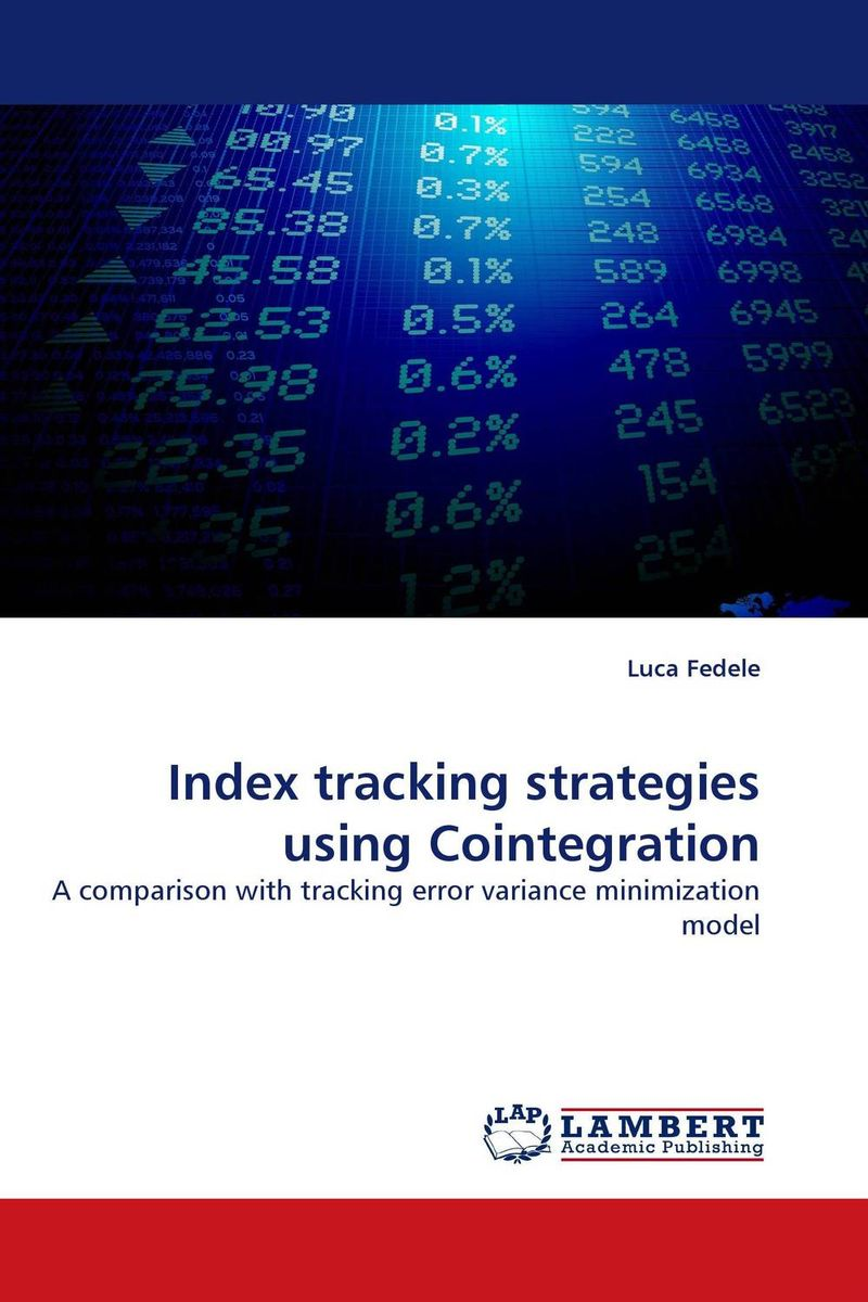 Index tracking strategies using Cointegration srichander ramaswamy managing credit risk in corporate bond portfolios a practitioner s guide
