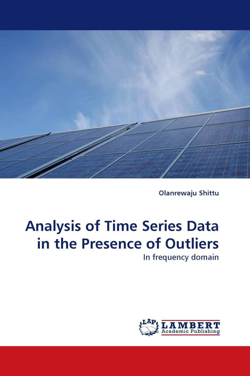 Analysis of Time Series Data in the Presence of Outliers