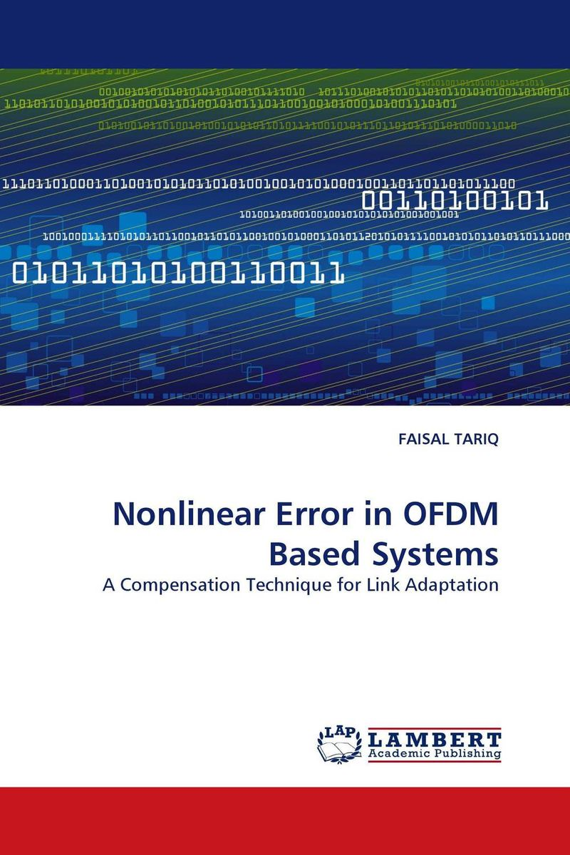 Nonlinear Error in OFDM Based Systems interference cancellation methods in mimo ofdm systems