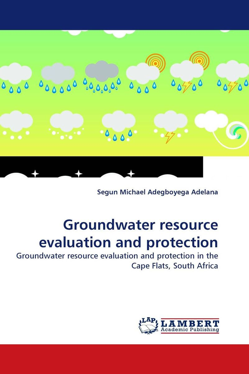 Groundwater resource evaluation and protection france preseren s poems understanding evaluation interpretation