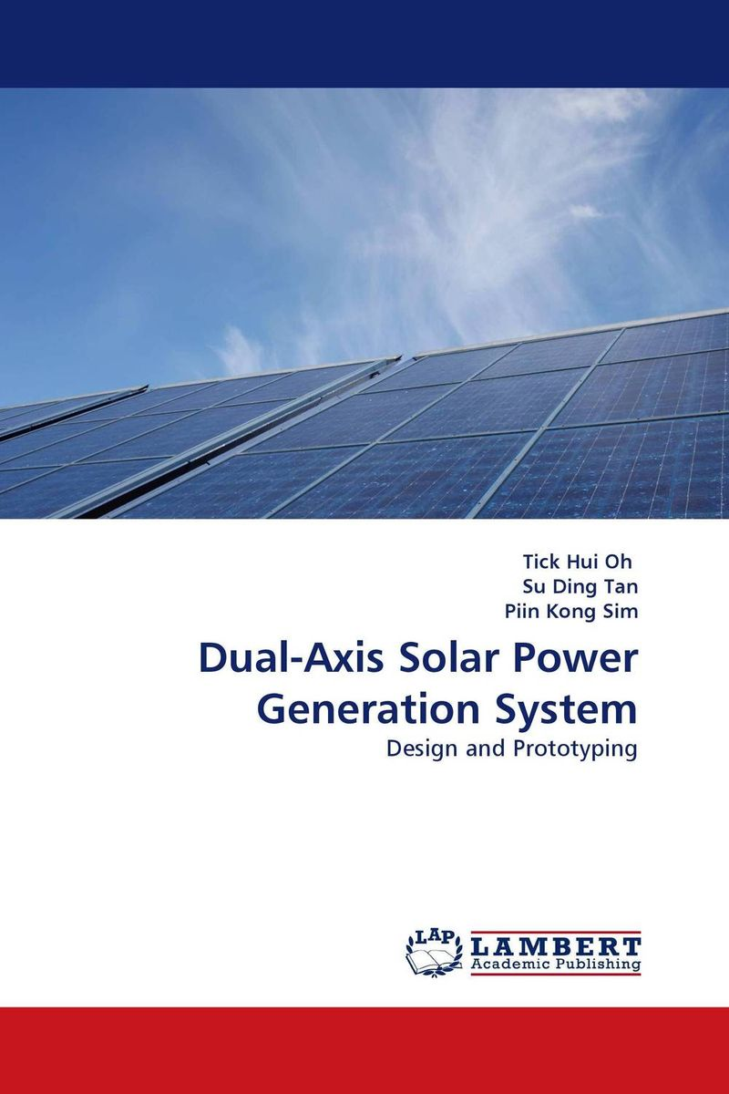 Dual-Axis Solar Power Generation System azimuth azimuth the touchstone depart 3 сd