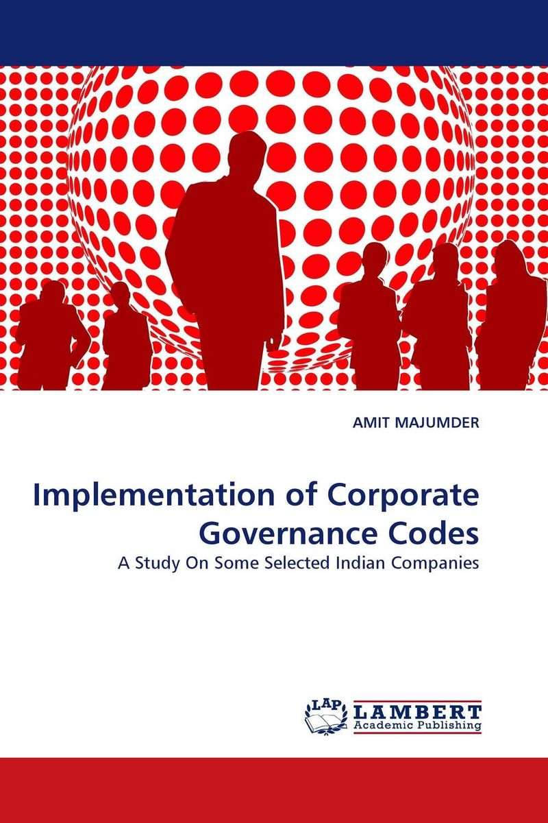 Implementation of Corporate Governance Codes srichander ramaswamy managing credit risk in corporate bond portfolios a practitioner s guide