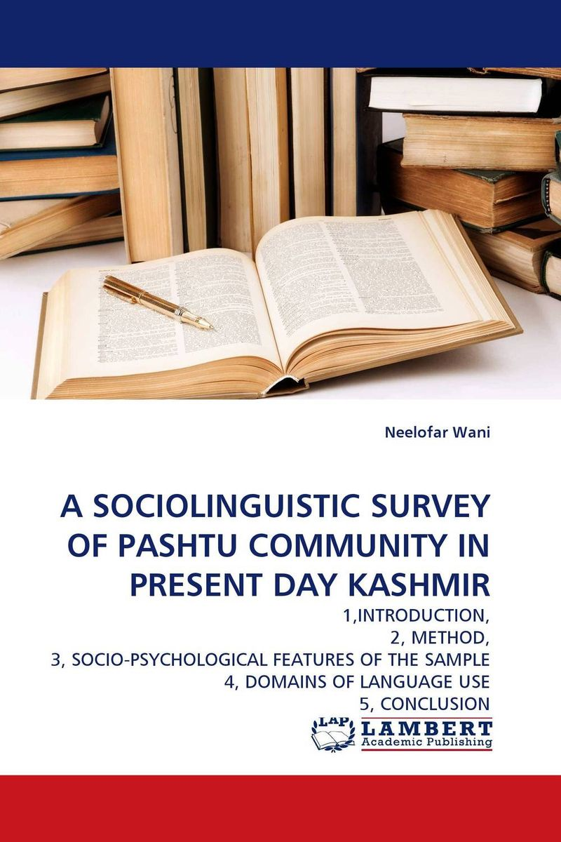 A SOCIOLINGUISTIC SURVEY OF PASHTU COMMUNITY IN PRESENT DAY KASHMIR community spate irrigation in raya valley