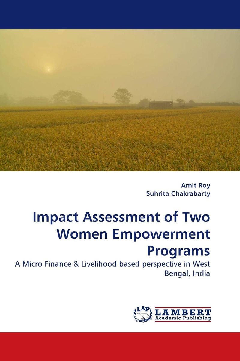 купить Impact Assessment of Two Women Empowerment Programs недорого