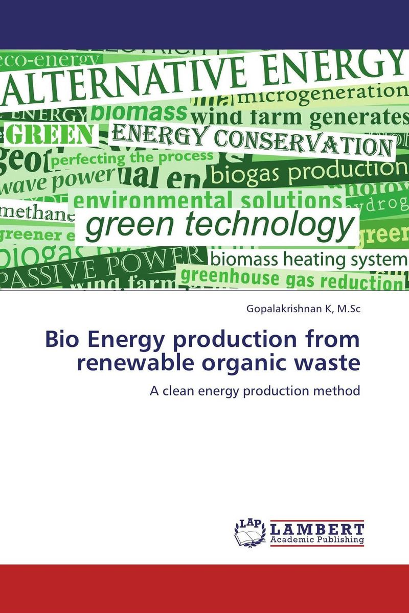 Bio Energy production from renewable organic waste sadat khattab usama abdul raouf and tsutomu kodaki bio ethanol for future from woody biomass