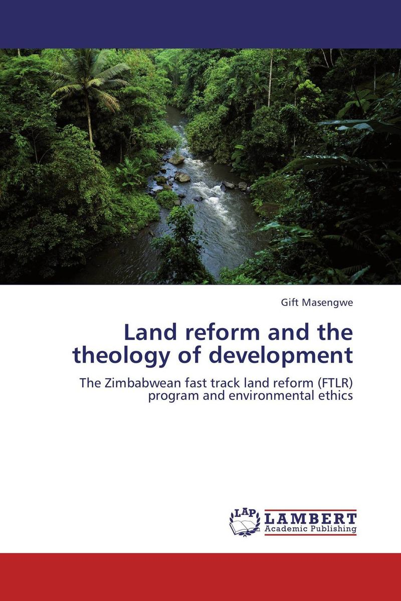 Land reform and the theology of development land of savagery land of promise – the european image of the american