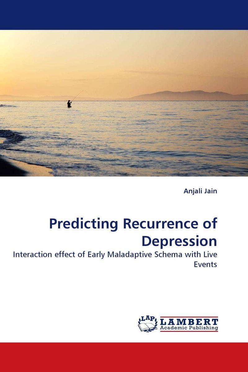 Predicting Recurrence of Depression antenatal screening for postpartum depression