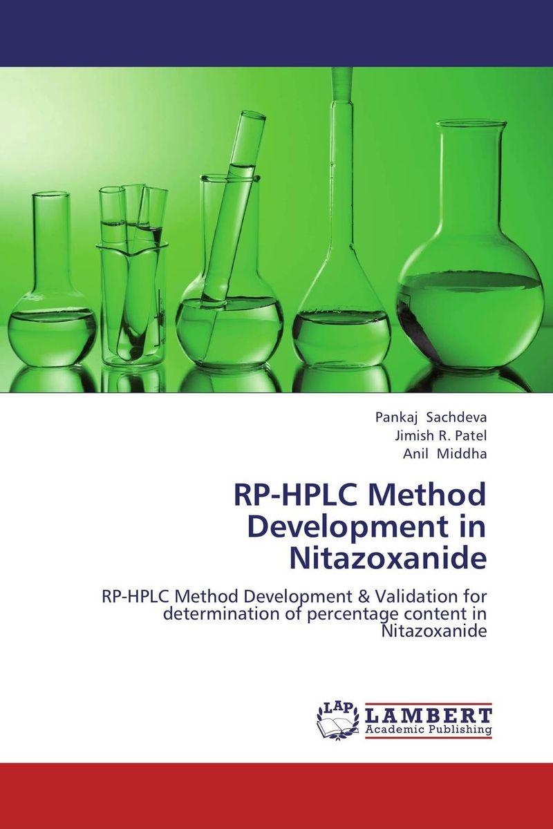 RP-HPLC Method Development in Nitazoxanide found in brooklyn