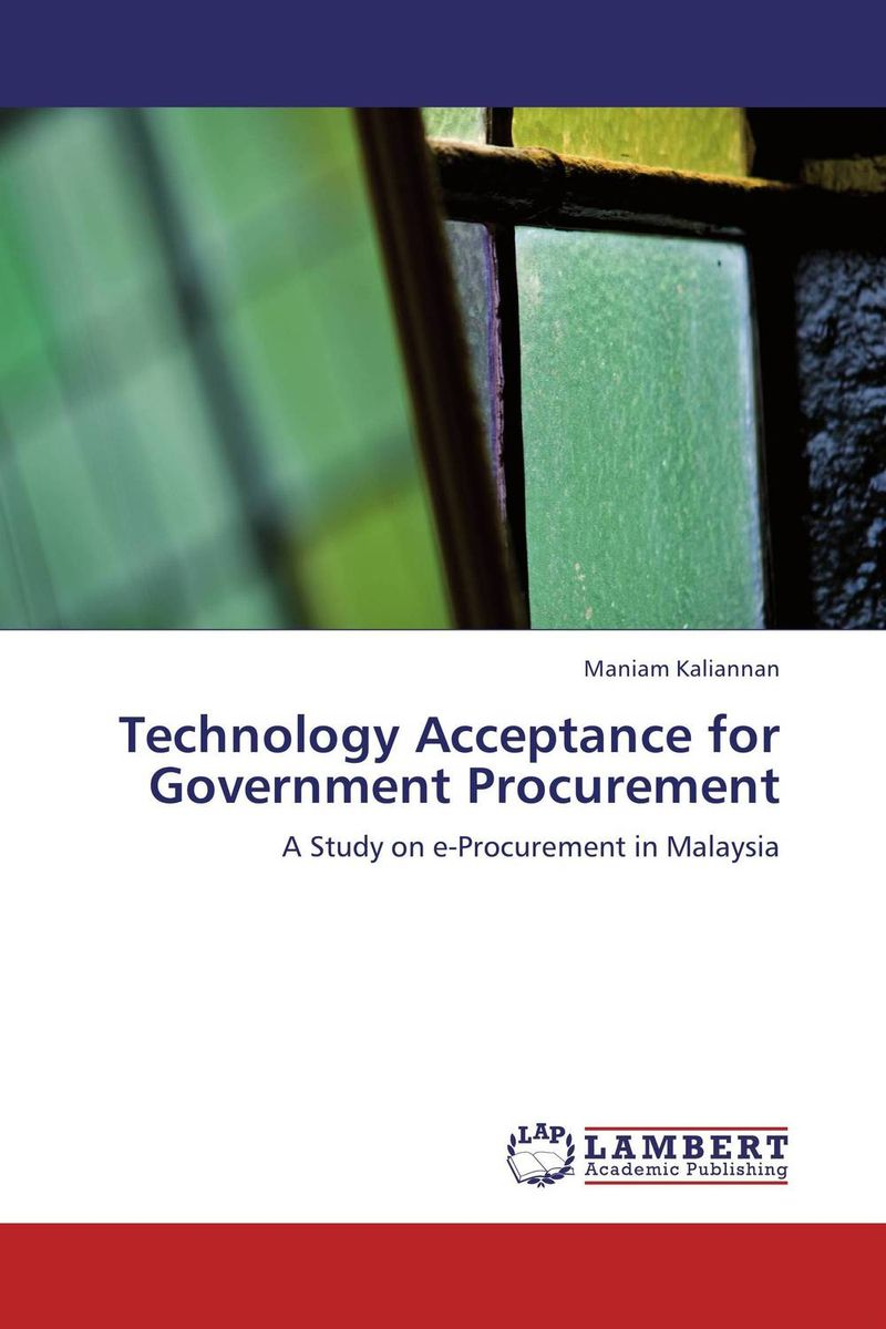 Technology Acceptance for Government Procurement adoption of e government by citizens