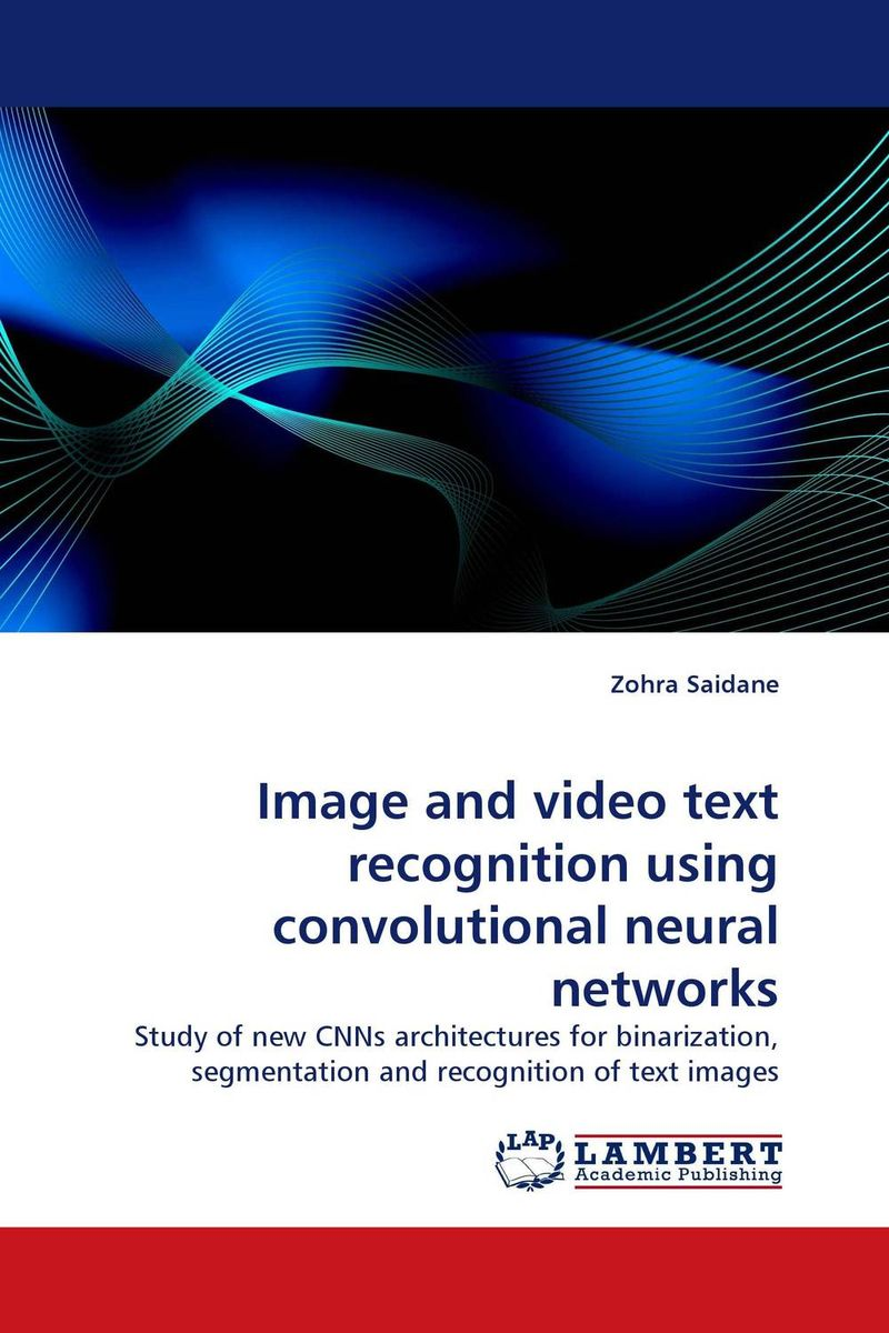 Image and video text recognition using convolutional neural networks developing networks in obesity using text mining