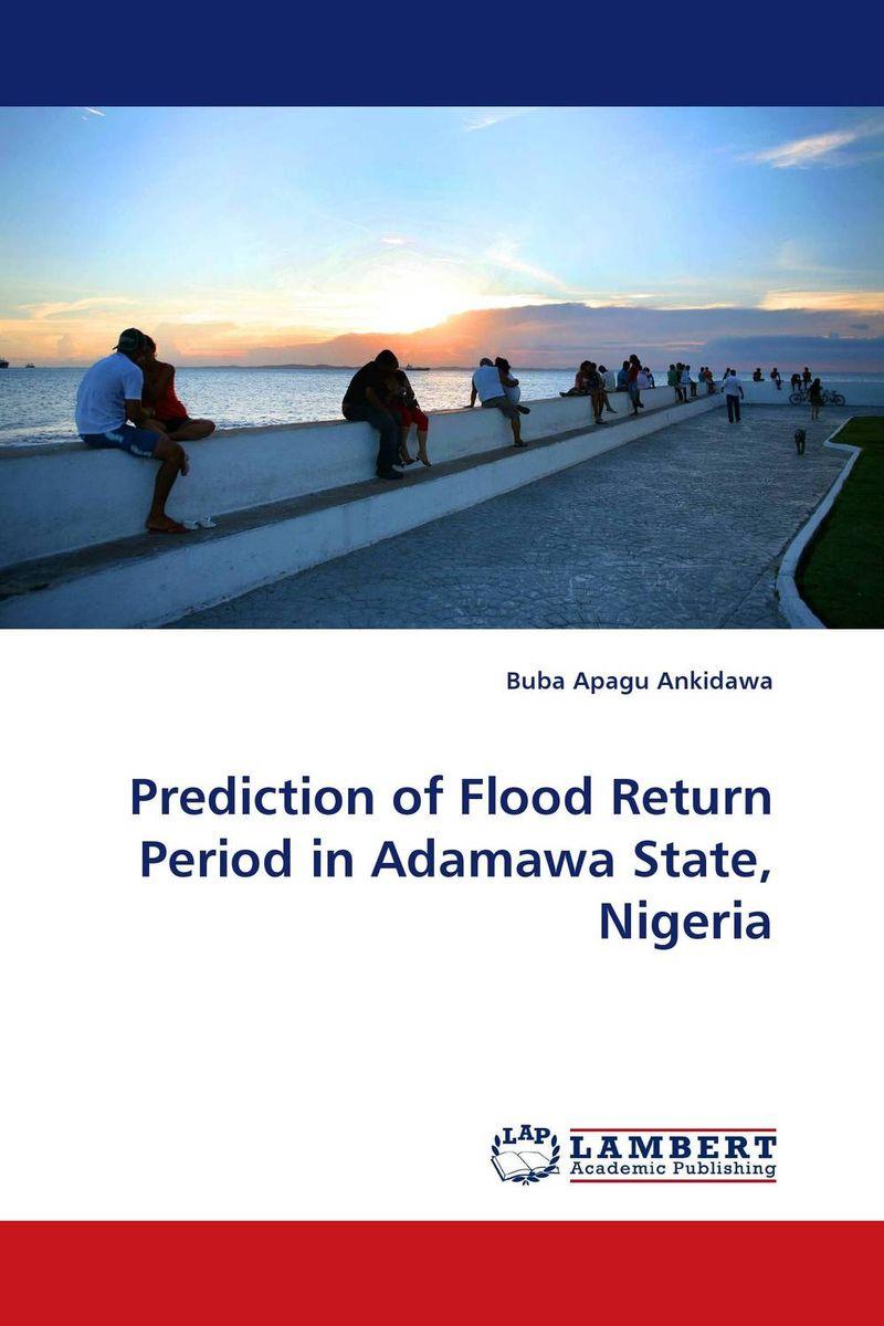 Prediction of Flood Return Period in Adamawa State, Nigeria psychiatric disorders in postpartum period