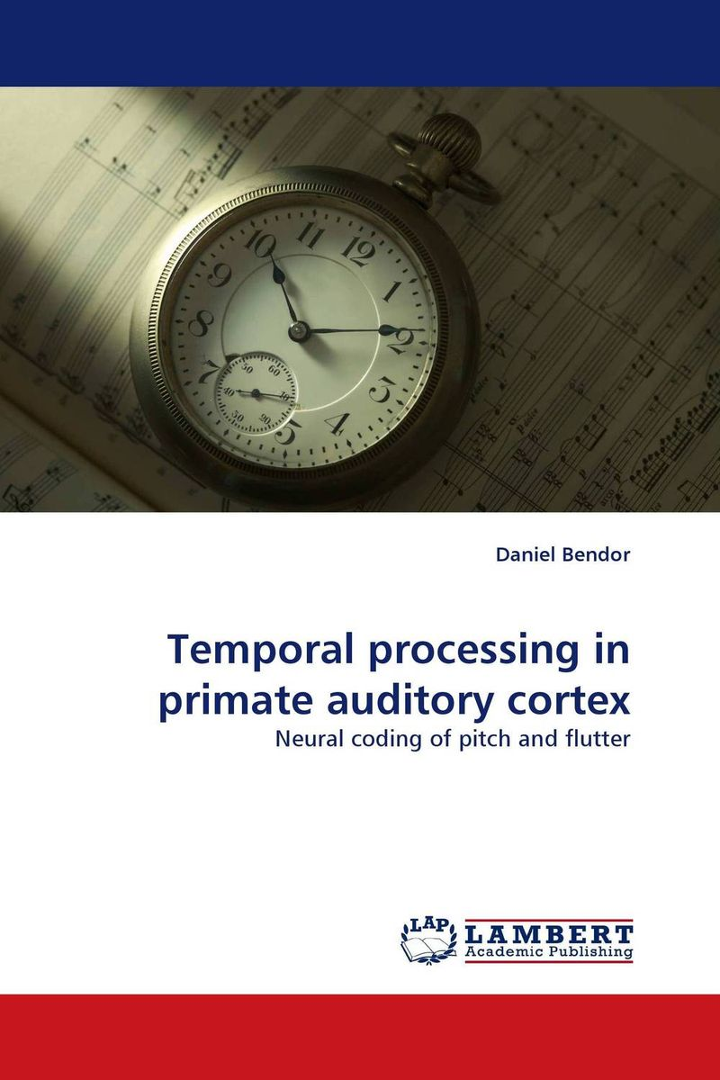 Temporal processing in primate auditory cortex