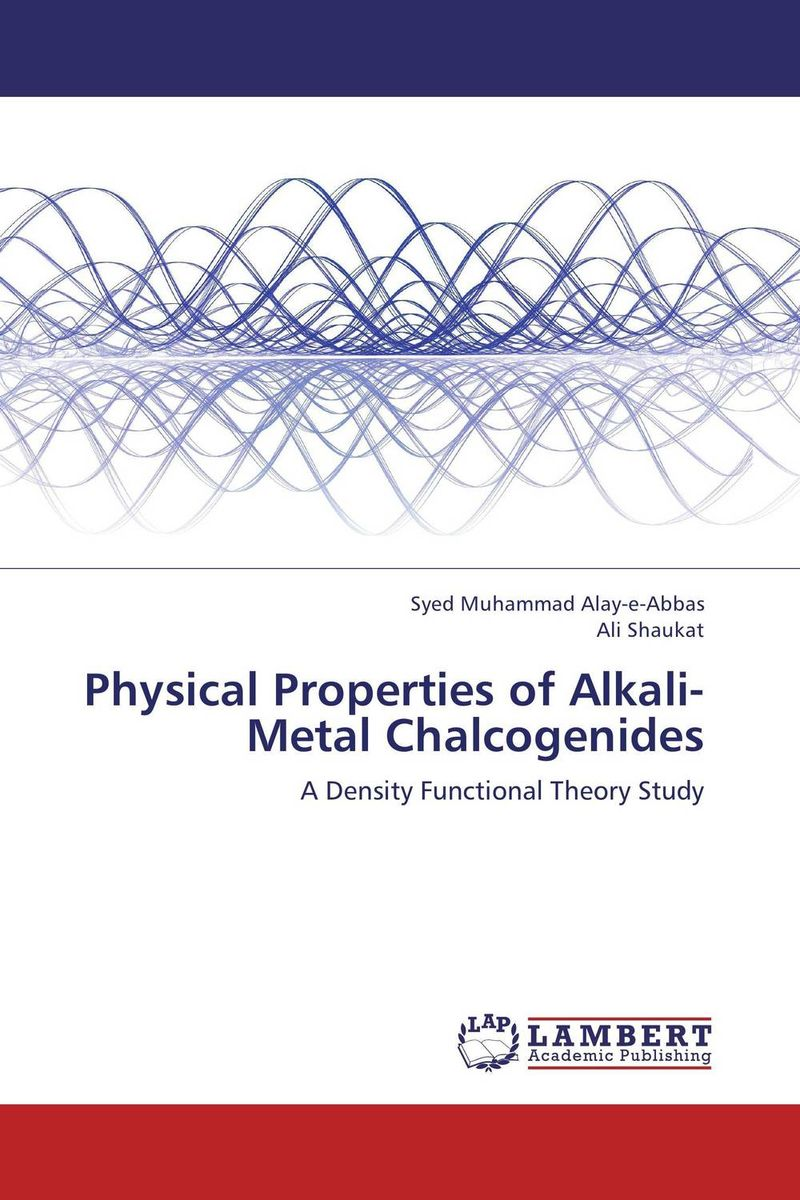Physical Properties of Alkali-Metal Chalcogenides optical and electronic properties of diamondoids