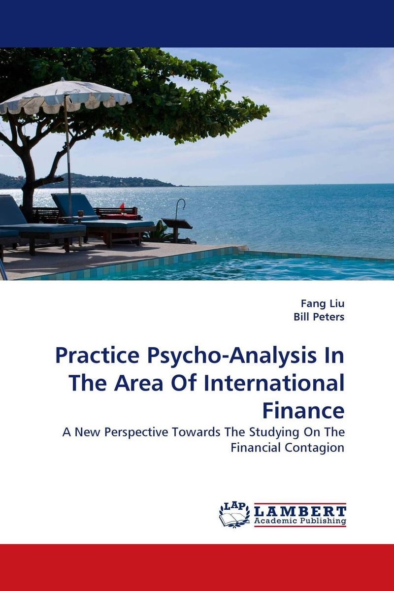 Фото Practice Psycho-Analysis In The Area Of International Finance finance and investments