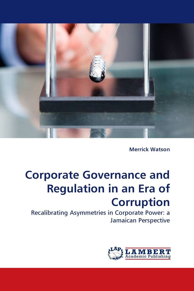 Corporate Governance and Regulation in an Era of Corruption srichander ramaswamy managing credit risk in corporate bond portfolios a practitioner s guide