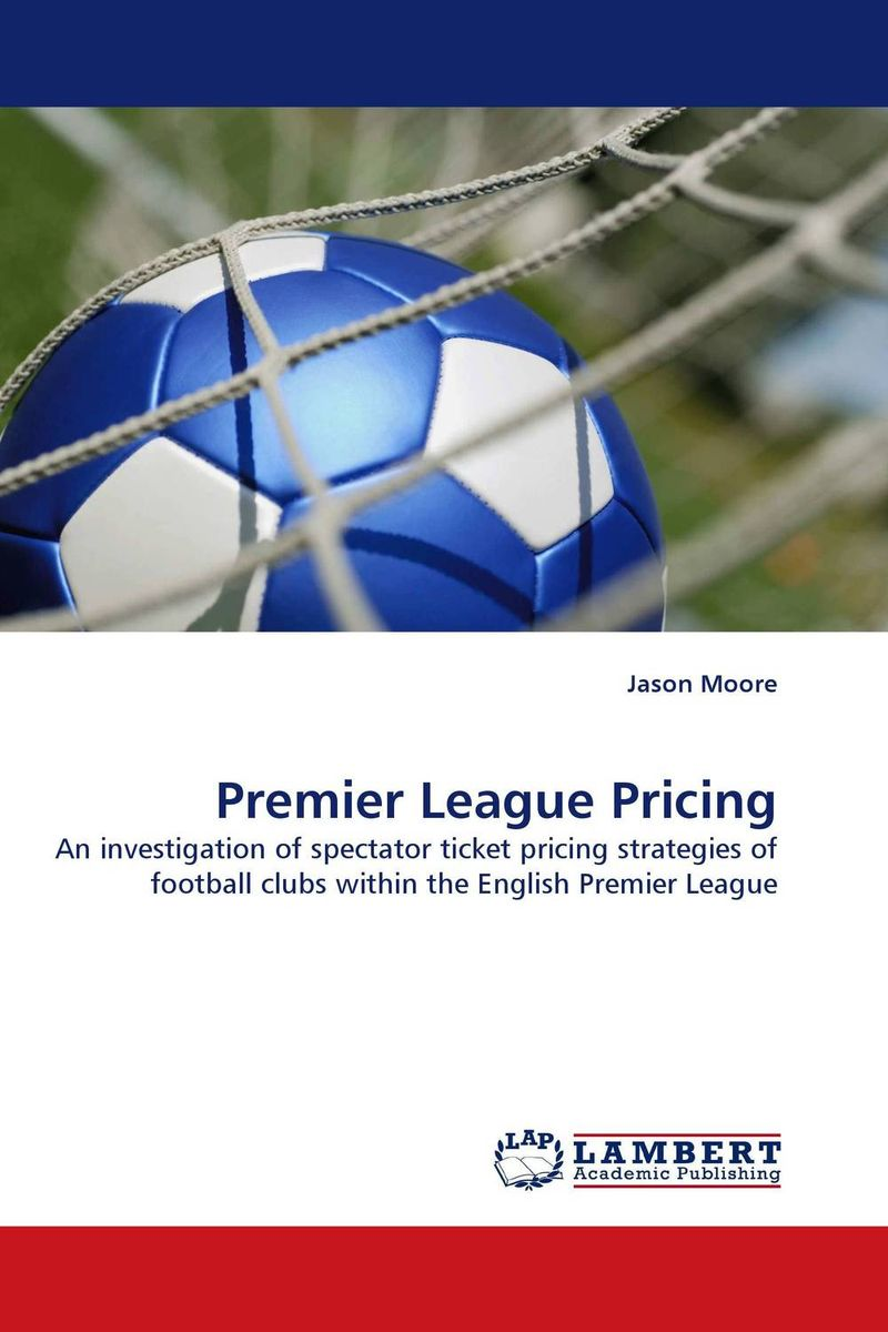 Premier League Pricing pricing