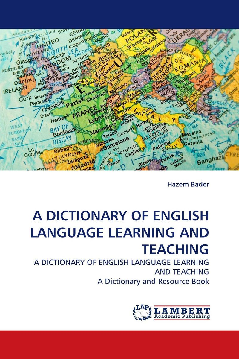 A DICTIONARY OF ENGLISH LANGUAGE LEARNING AND TEACHING webster's desk dictionary of the english language