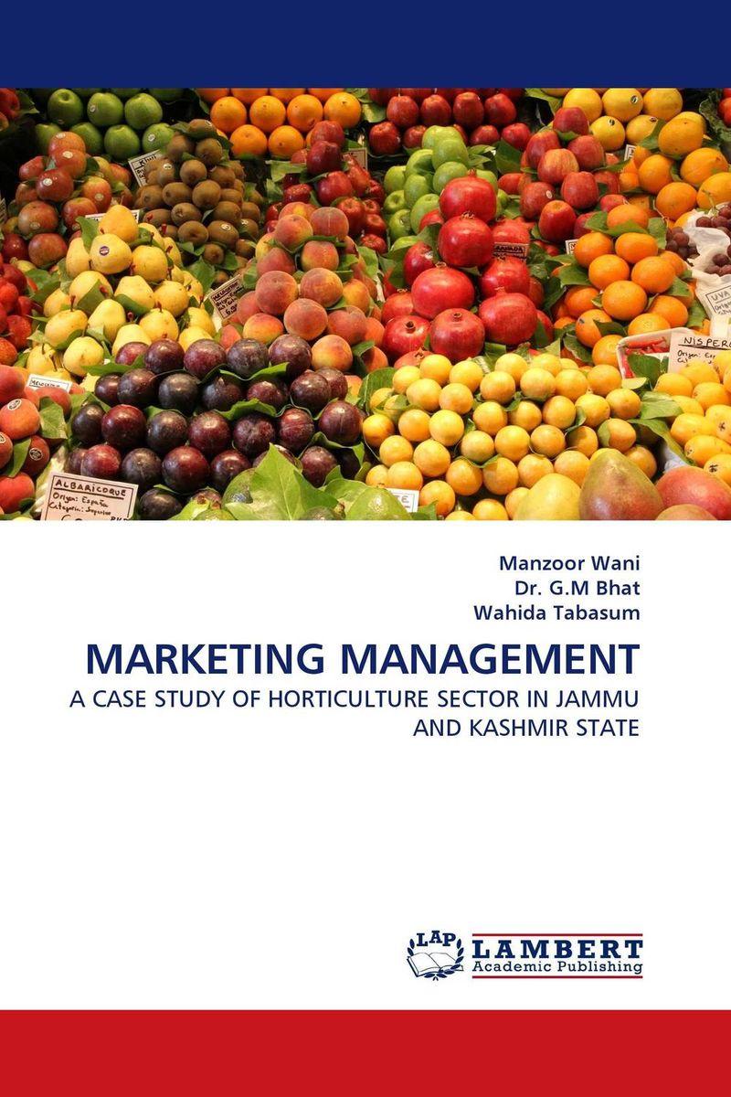 MARKETING MANAGEMENT cases in marketing management
