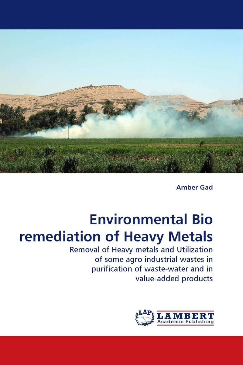 Environmental Bio remediation of Heavy Metals купить