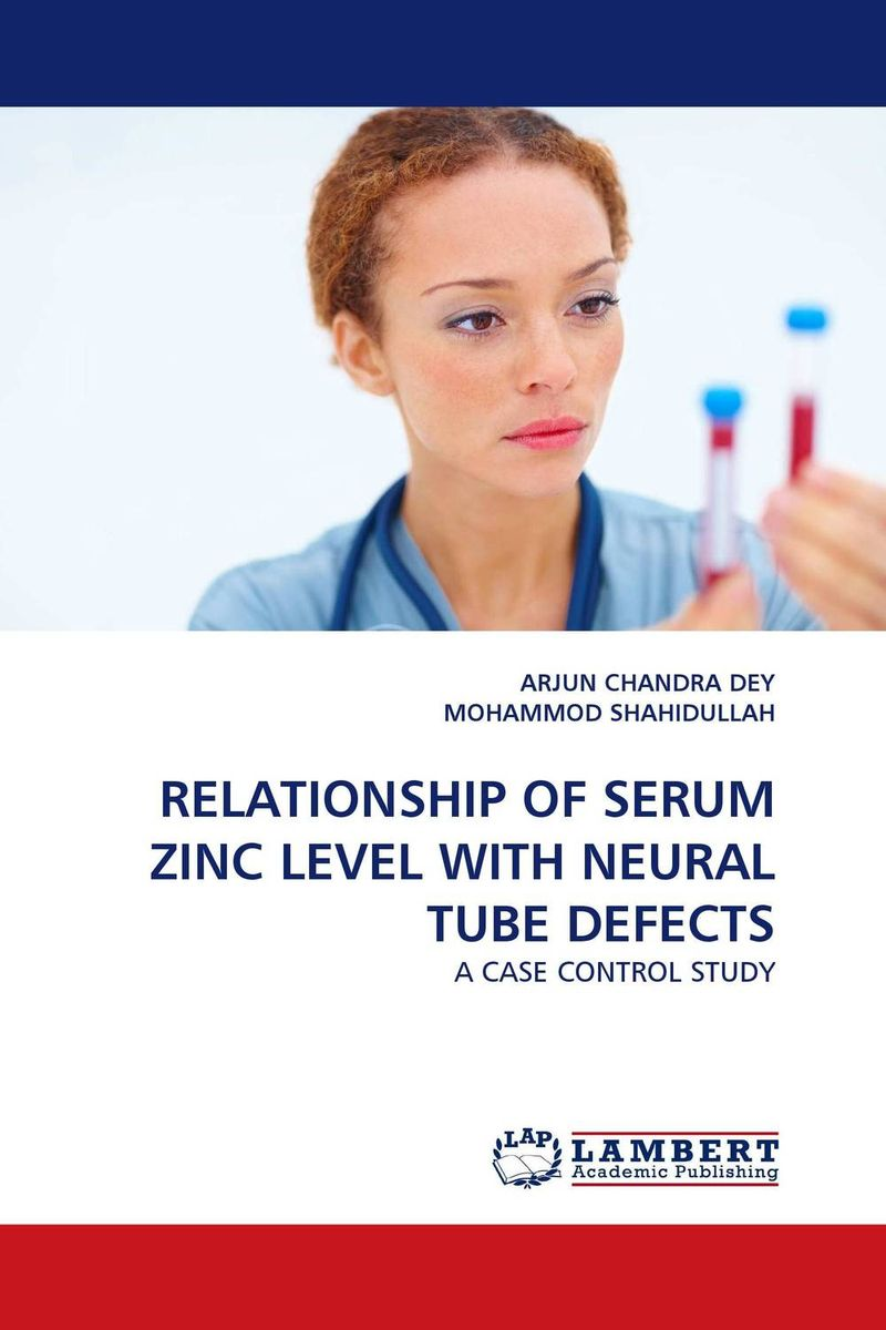 RELATIONSHIP OF SERUM ZINC LEVEL WITH NEURAL TUBE DEFECTS evaluation of vitamin a supplements in ghanaian postpartum mothers